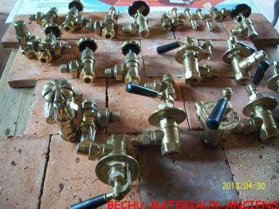 R dition des anciens radiateurs belle poque en fonte - Robinet thermostatique pour radiateur fonte ancien ...